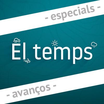 ESPECIALS EL TEMPS