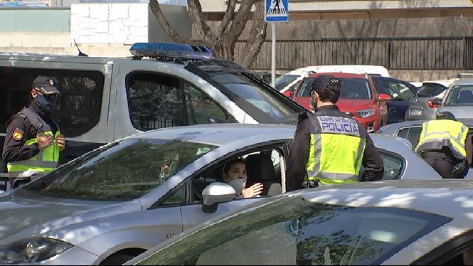 La+policia+aixeca+149+actes+per+desobedi%C3%A8ncia+a+les+Balears+en+un+dia