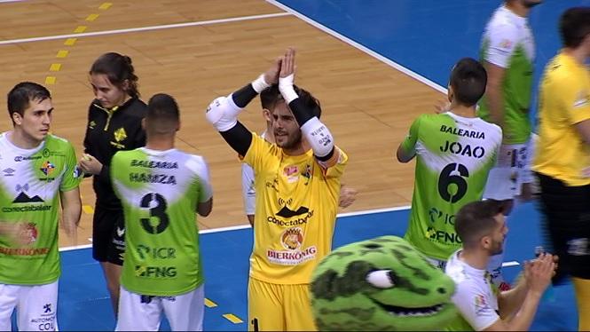 El+Palma+Futsal+torna+a+ser+l%C3%ADder