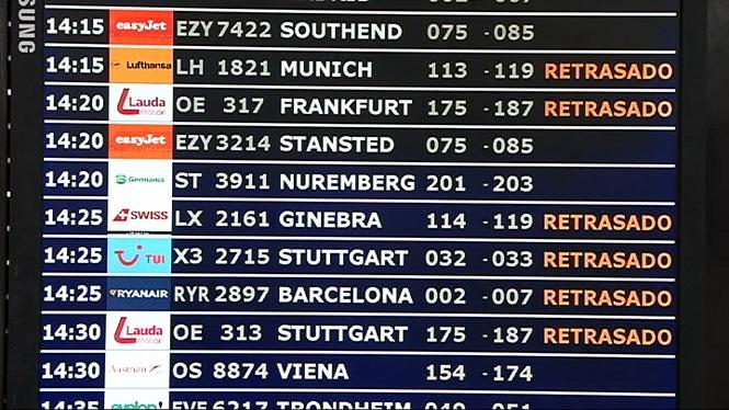 Continuen+els+problemes+als+aeroports+per+la+vaga+de+controladors+francesos
