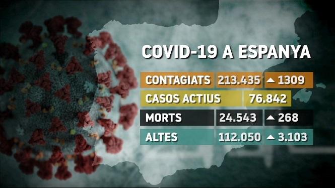 Es+confirma+la+%26%238216%3Bbona+evoluci%C3%B3%27+de+la+corba+de+la+pand%C3%A8mia+a+Espanya