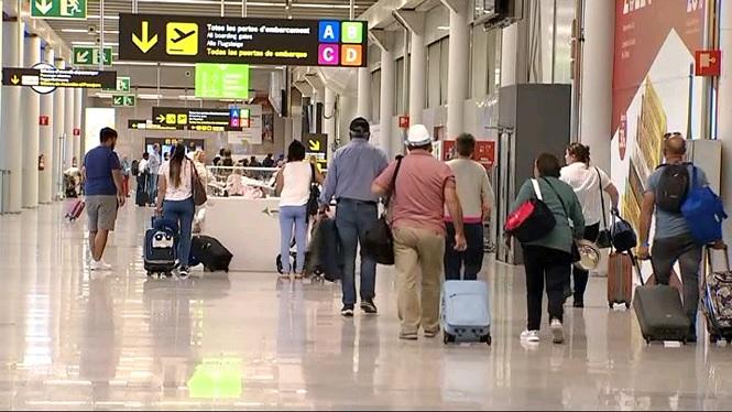 Sis+vols+cancel%C2%B7lats+avui+entre+l%27Aeroport+del+Prat+i+les+Balears
