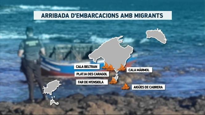 A+l%26apos%3Bespera+dels+resultats+de+les+proves+PCR+de+44+dels+57+migrants+interceptats+a+Mallorca