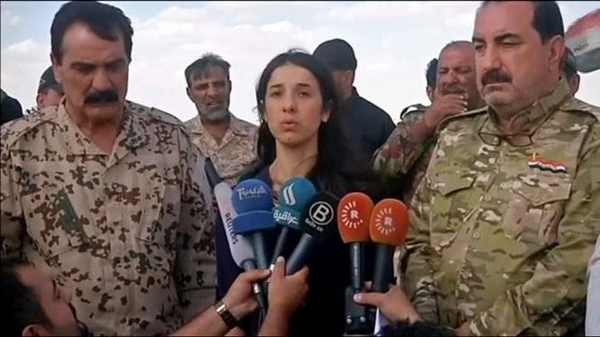 L%27activista+iraquiana+Nadia+Murad+rep+aquest+dilluns+el+Nobel+de+la+Pau