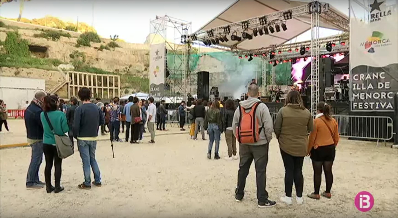 El+Festival+Cranc+Menorca+s%27ajorna+fins+al+mes+de+setembre