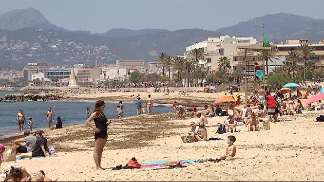Dissabte+de+bon+temps+i+platja
