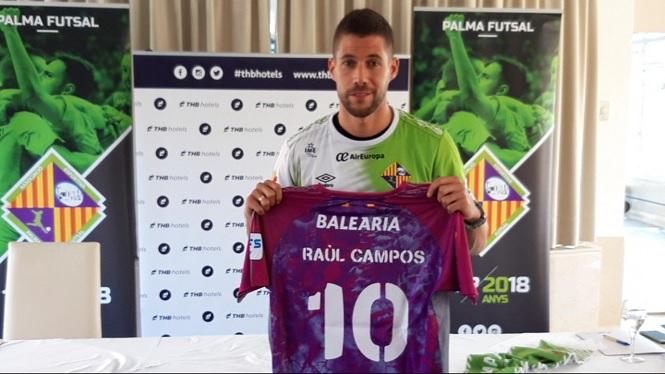 El+Palma+Futsal+presenta+el+segon+refor%C3%A7
