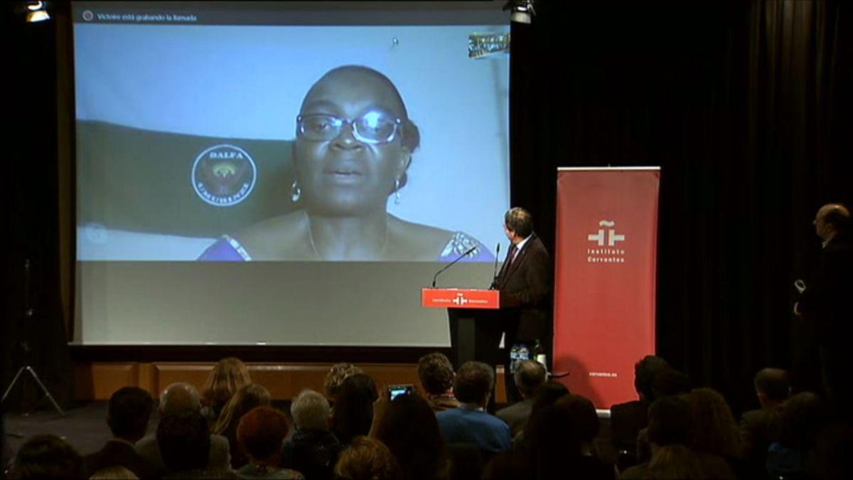 L%27activista+ruandesa+Victoire+Ingabire+rep+el+premi+Internacional+dels+Drets+Humans+2019
