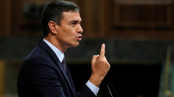 S%C3%A1nchez+i+Iglesias+parlen+al+Congr%C3%A9s+de+seguir+negociant+per%C3%B2+no+mouen+posicions