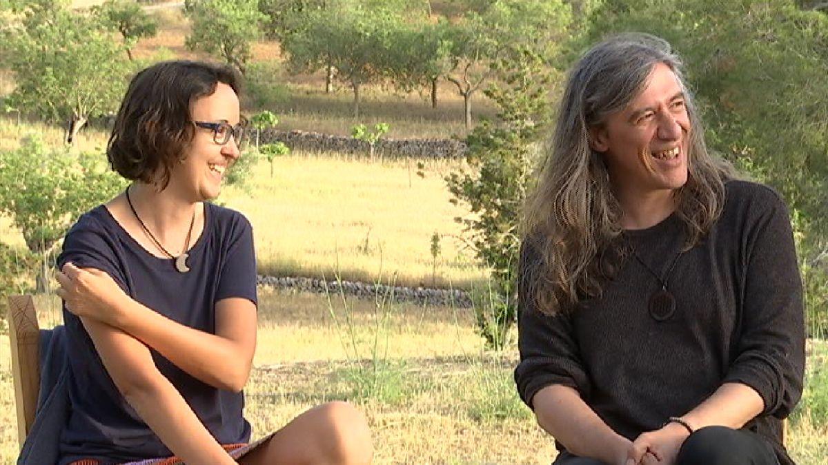 Gerard+Quintana+presenta+el+seu+llibre+%27Entre+el+cel+i+la+terra%27+a+Eivissa