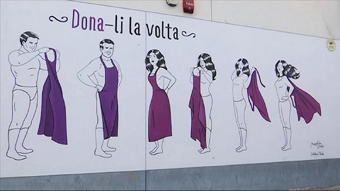 Mural+a+favor+de+la+igualtat+a+Manacor