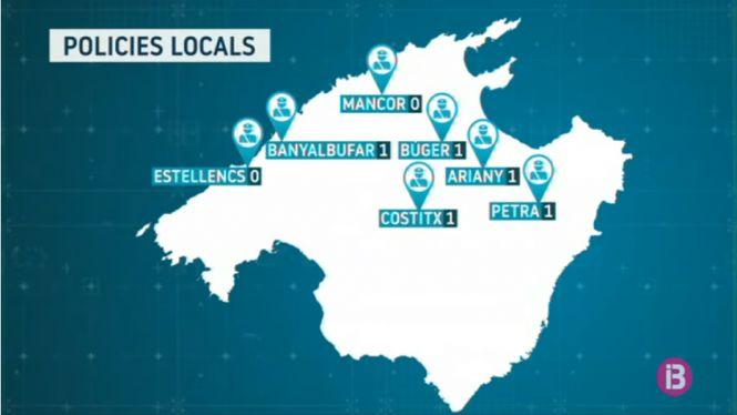 El+mapa+dels+pobles+sense+policia+de+Mallorca
