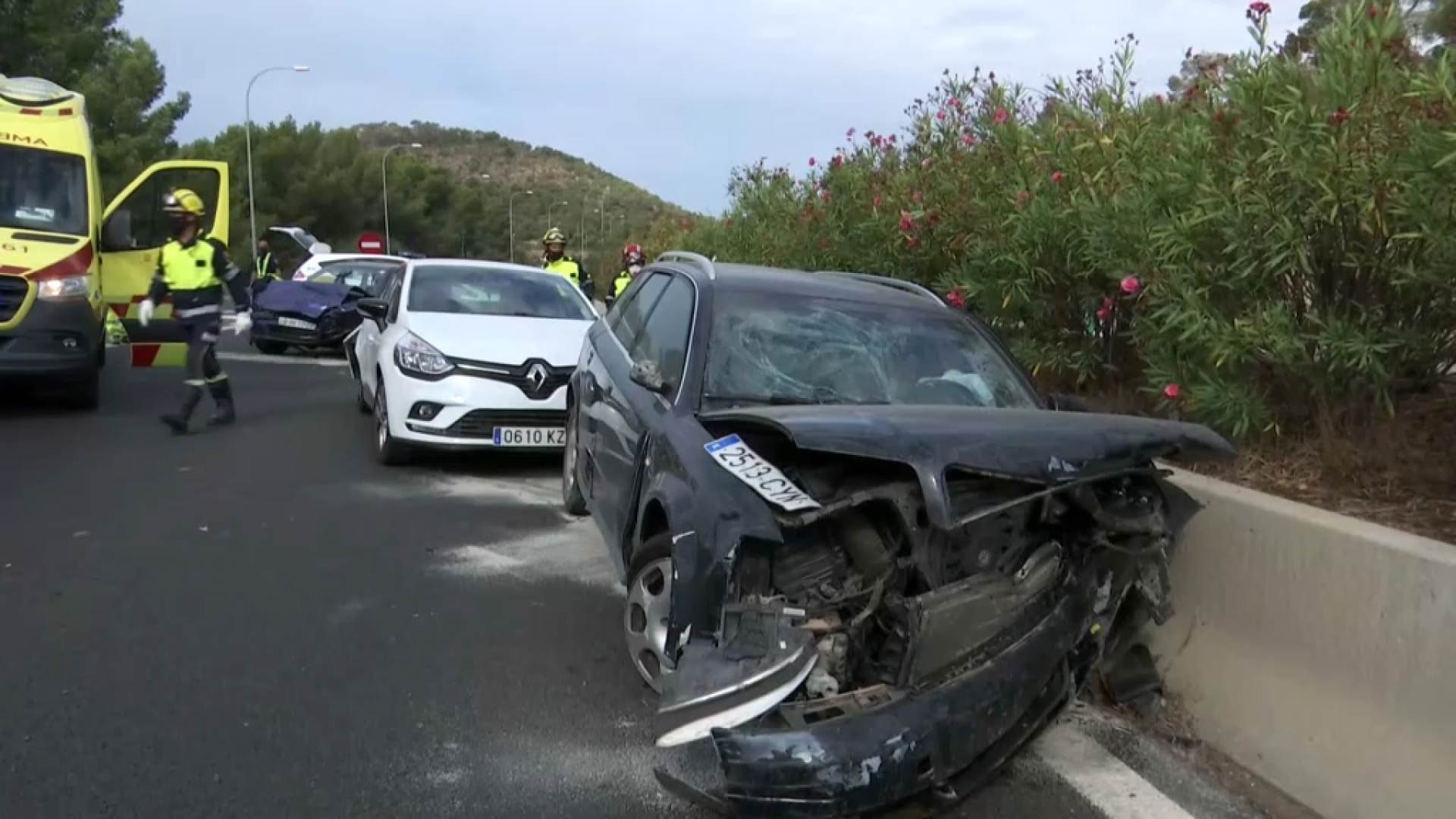 Dos+ferits+greus+en+un+accident+m%C3%BAltiple+a+l%26apos%3Bautopista+Andratx-Palma