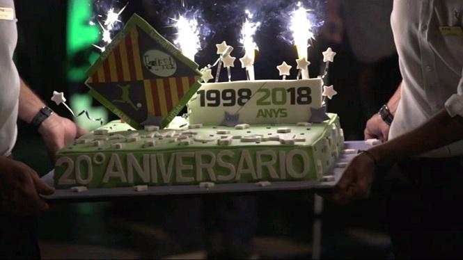 La+festa+d%27aniversari+del+Palma+Futsal