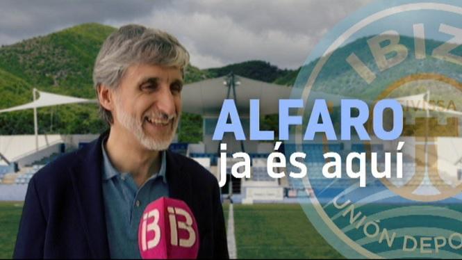 Alfaro+arriba+il%C2%B7lusionat+a+Eivissa