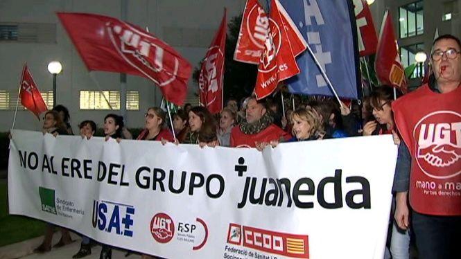 Unes+400+persones+es+manifesten+contra+l%27ERO+de+Juaneda