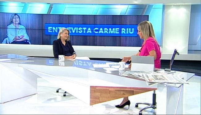Carme+Riu+aposta+per+posar+un+l%C3%ADmit+al+turisme+a+Balears