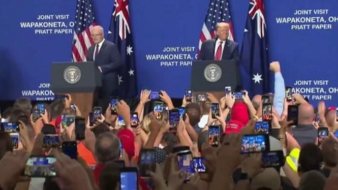 Donald+Trump+s%27enfronta+a+una+nova+pol%C3%A8mica+en+pressionar+el+Primer+Ministre+australi%C3%A0