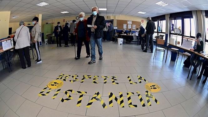 Augmenta+la+participaci%C3%B3+a+les+13h+en+les+eleccions+madrilenyes%3A+un+28%25%2C+dos+punts+m%C3%A9s+que+als+comicis+del+2019