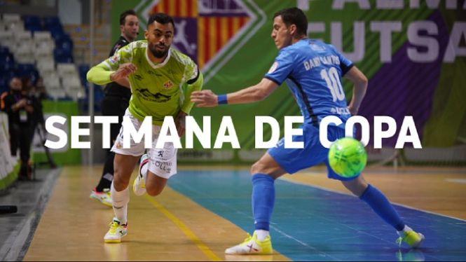 El+Palma+Futsal%2C+preparat+per+a+la+Copa+d%27Espanya
