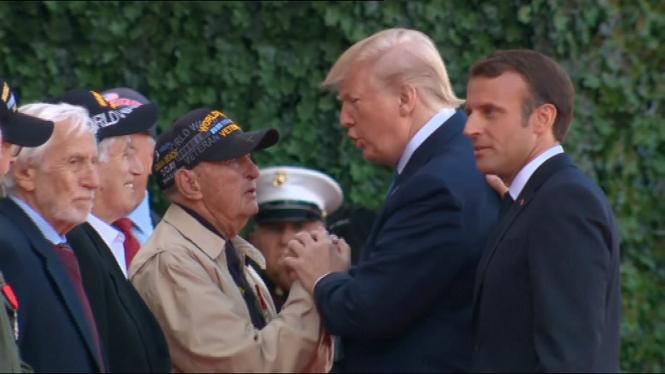Es+compleixen+75+anys+del+desembarc+a+Normandia