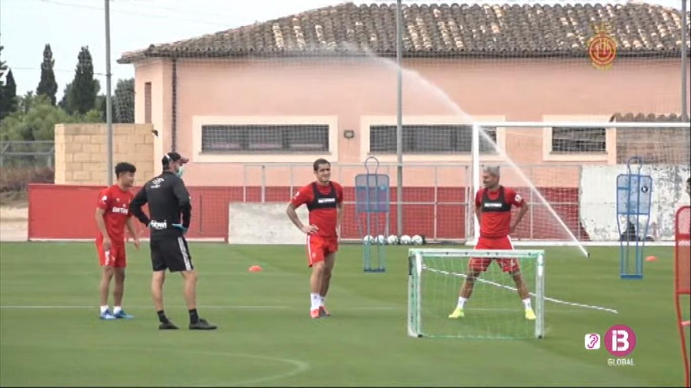El+Mallorca+passa+a+una+nova+fase+als+entrenaments