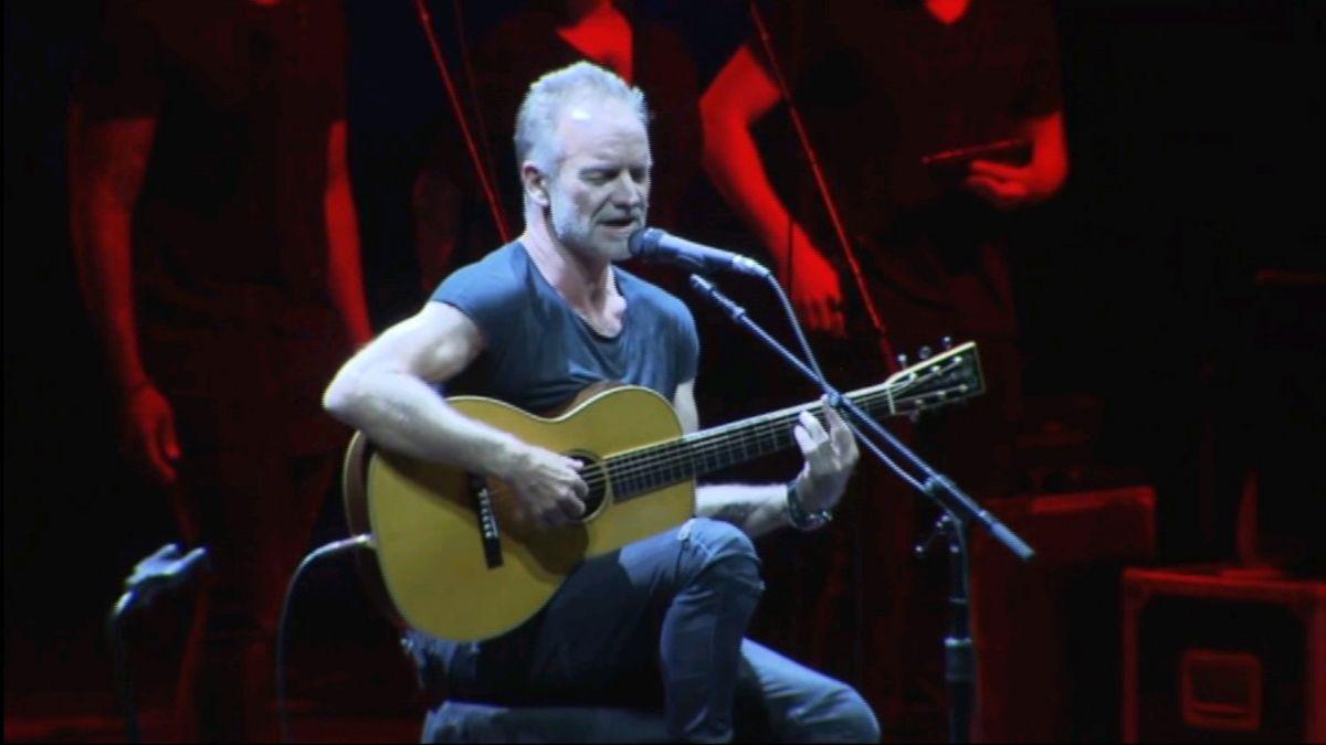 Sting+conquereix+Girona+en+el+seu+retorn+als+escenaris+espanyols