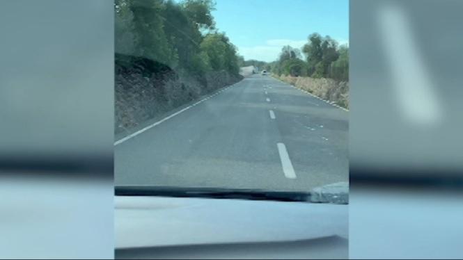 Un+conductor+xoca+contra+una+paret+a+la+carretera+de+s%27Estanyol