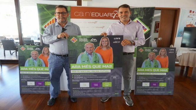 El+Palma+Futsal+d%C3%B3na+el+sus+a+una+campanya+d%27abonats+marcada+pel+coronavirus