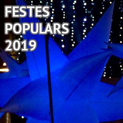 FESTES POPULARS 2019