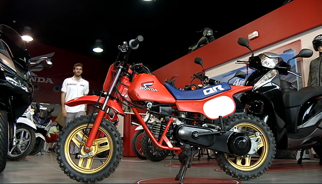 La+primera+moto+Honda+de+Jorge+Lorenzo
