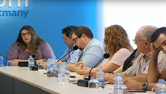 Reuni%C3%B3+entre+PSOE+i+PxE+aquest+dimecres+per+decidir+si+renoven+acord+a+Sant+Antoni