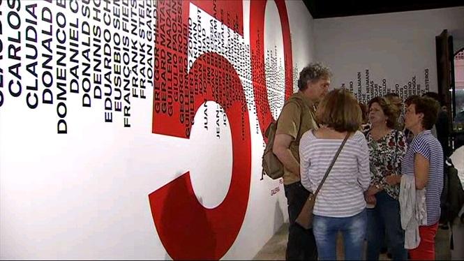La+Galeria+Pelaires+a+Palma+celebra+els+seus+50+anys