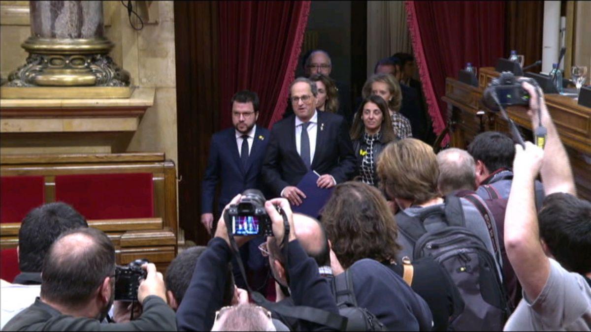 El+Parlament+catal%C3%A0+debat+si+dona+suport+a+Quim+Torra+davant+la+sanci%C3%B3+que+li+ha+posat+la+Junta+Electoral+Central