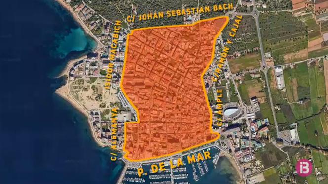 Part+del+casc+urb%C3%A0+de+Sant+Antoni+de+Portmany%2C+la+zona+afectada+per+les+noves+restriccions