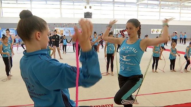 Classe+magistral+de+la+gimnasta+Carolina+Rodr%C3%ADguez+a+Eivissa