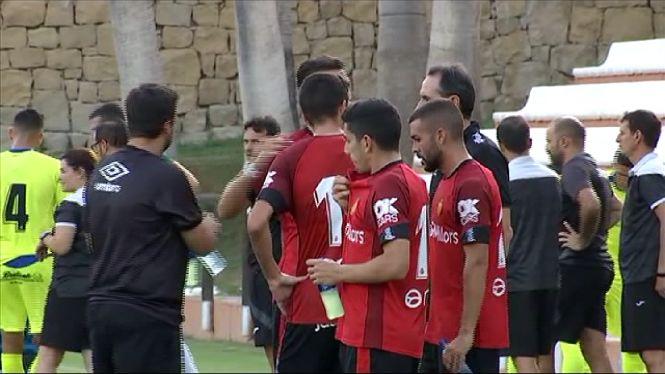 El+Mallorca+tanca+la+pretemporada+amb+empat+contra+el+Getafe