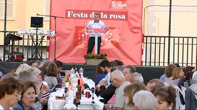 El+PSIB-PSOE+d%27Inca+celebra+la+Festa+de+la+Rosa+amb+alegria+per+l%27arribada+de+Pedro+S%C3%A1nchez+al+Govern+d%27Espanya