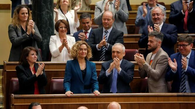 Arrenca+la+XIII+legislatura+espanyola+amb+Meritxell+Batet+com+a+presidenta+del+Congr%C3%A9s