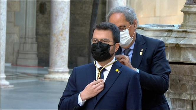 Aragon%C3%A8s+pren+possessi%C3%B3+del+c%C3%A0rrec+de+president+de+la+Generalitat