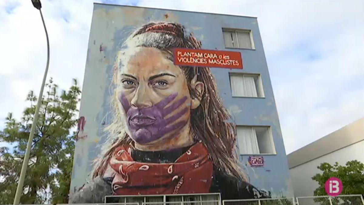 Manacor+inaugura+el+mural+de+Sath+contra+la+viol%C3%A8ncia+masclista