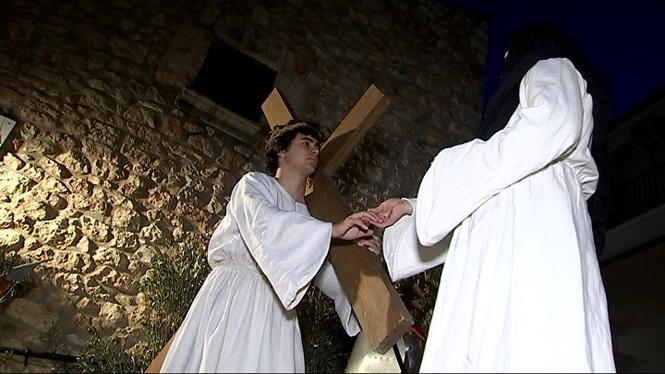 Lloseta+celebra+el+seu+particular+Via+Crucis