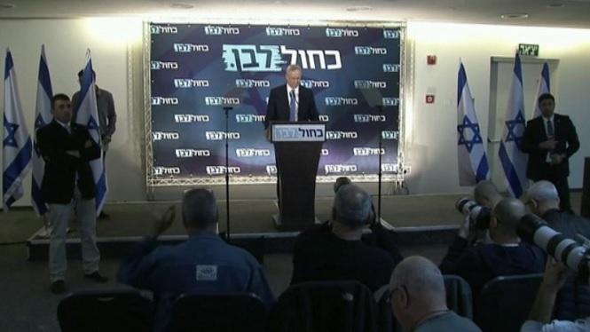 El+l%C3%ADder+centrista+Benny+Gantz+renuncia+formar+govern+a+Israel