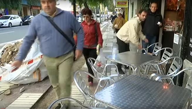 Els+comerciants+critiquen+amb+gran+descontent+les+obres+a+Isidor+Macabich+de+Vila