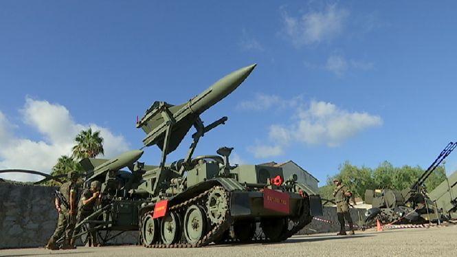 600+militars+participen+en+la+maniobra+militar+Eagle+Eye+a+Eivissa
