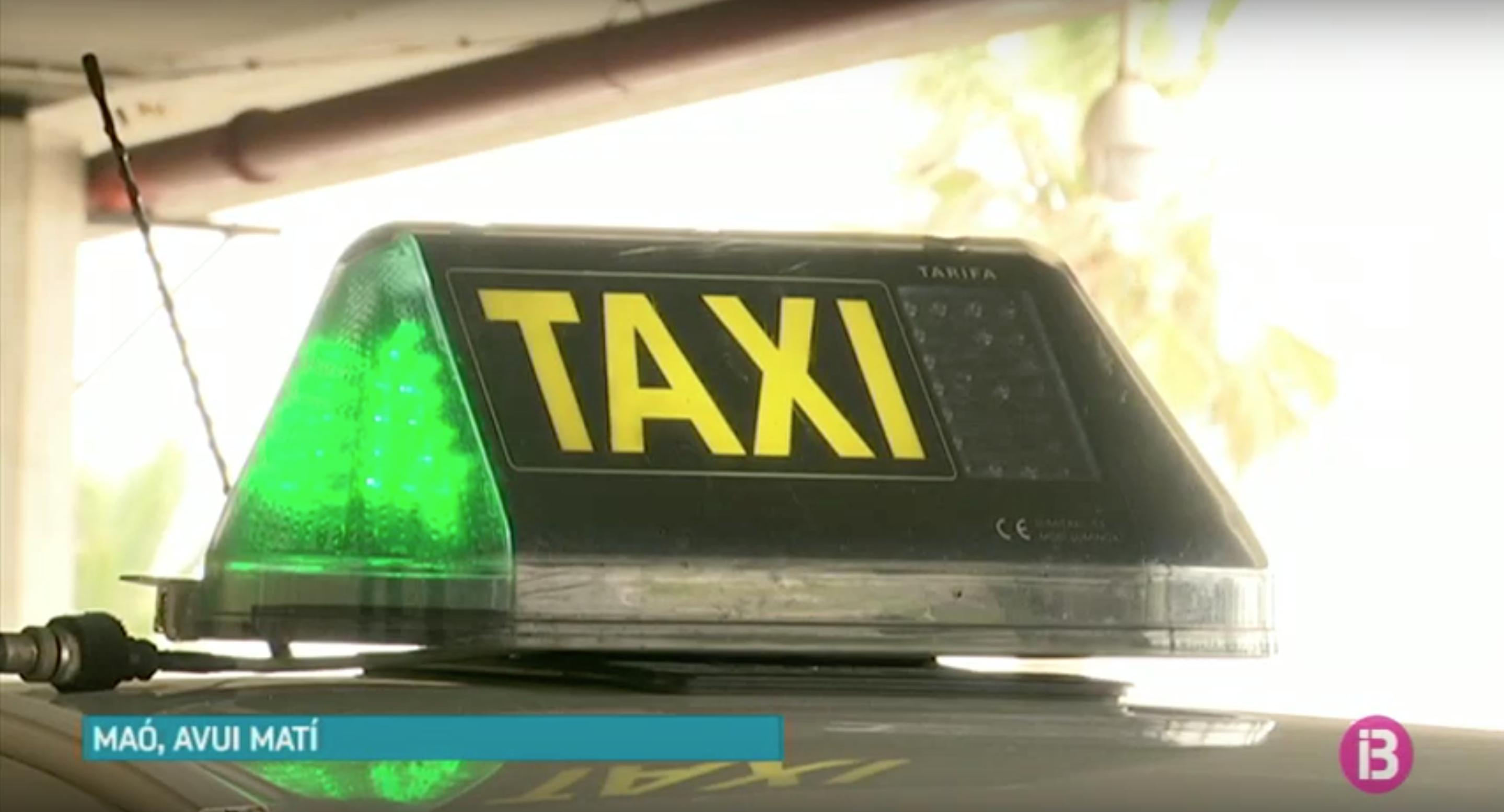 Els+taxistes+de+Menorca+redueixen+un+50%25+la+seva+pres%C3%A8ncia+per%C3%B2+cobreixen+tota+la+demanda