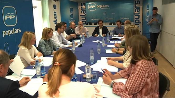 El+Partit+Popular+continua+sense+portaveu+al+Parlament