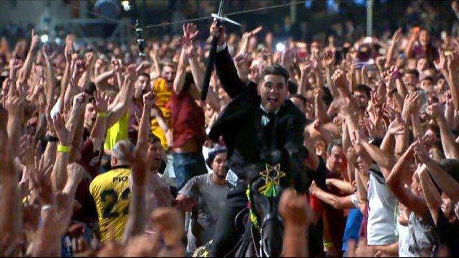 250.000+persones+han+vist+les+festes+de+Sant+Joan+per+IB3+Televisi%C3%B3+i+Internet+en+streaming