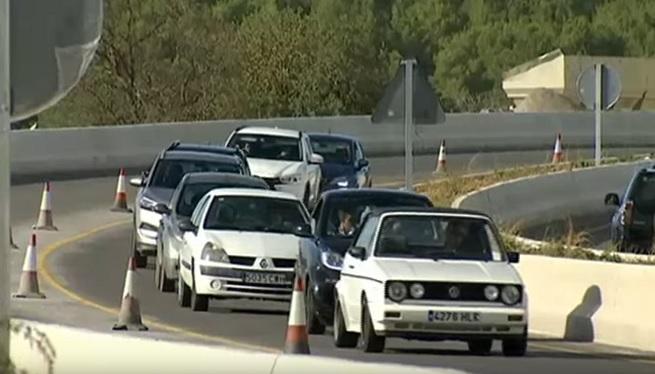Les+obres+de+la+carretera+de+Santa+Eul%C3%A0ria+quedaran+enllestides+aquest+octubre