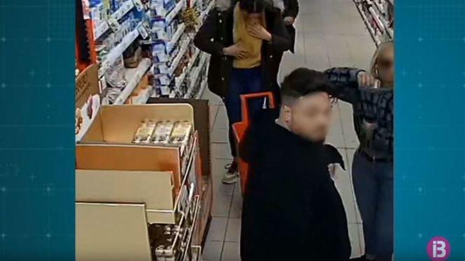 Una+desena+de+detinguts+per+furts+a+supermercats+de+Palma+i+Inca